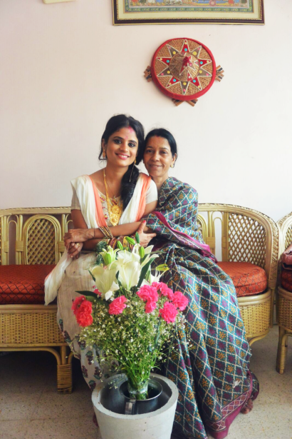 Me with mamma :)