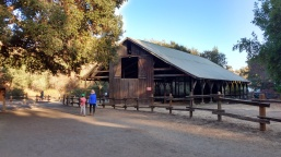 The hay Barn built in 1900