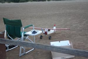 Rdaio controlled plane