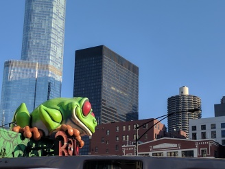 Chicago frog :p